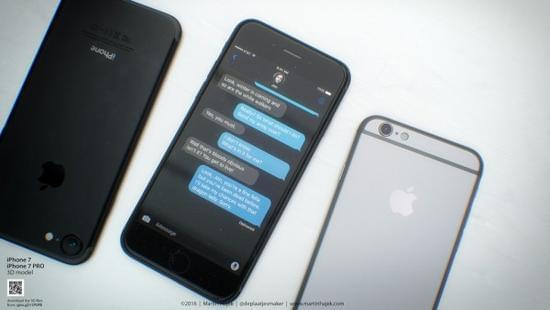 无耳机端口和电容Home按键的iPhone 7或许长这样的照片 - 9