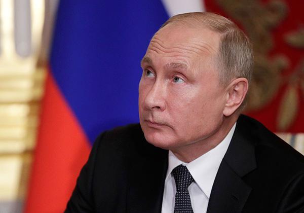 印度今迎接普京到访 美国:如买俄制武器将被制裁