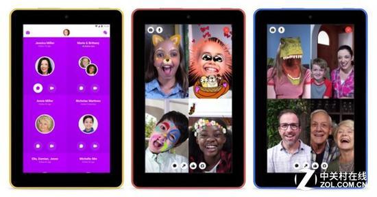 Facebook新应用主定位儿童安全沟通
