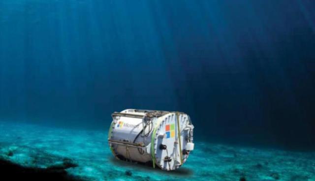 微软将数据中心沉入大海 省钱环保拯救地球