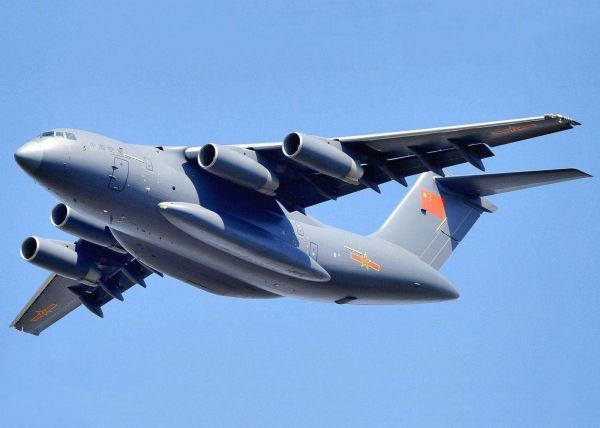 美媒:中国军用运输机赶超俄罗斯或向俄出口运20
