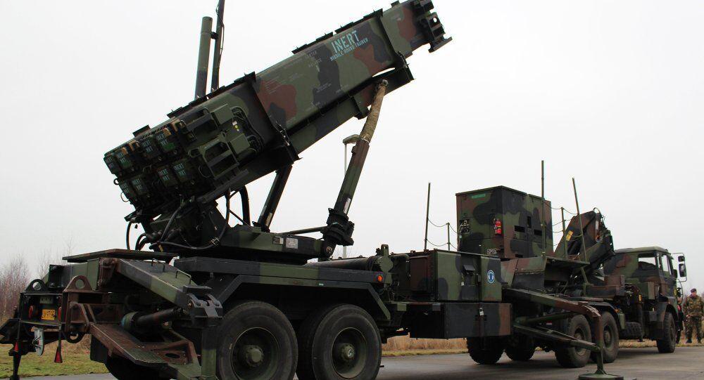"""瑞典政府将批准采购美国""""爱国者""""防空导弹系统"""
