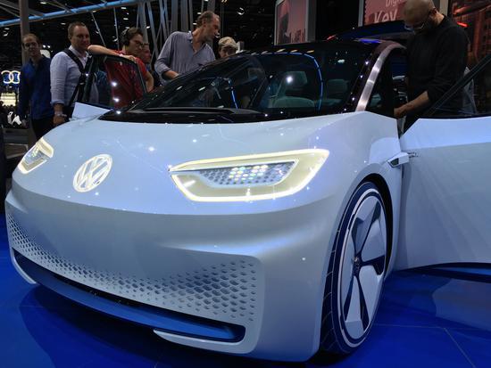 大众和现代计划2021年前推出自驾出租车