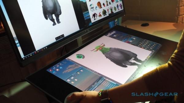 宣战Surface Studio:戴尔推Canvas 售价1799美元的照片 - 1