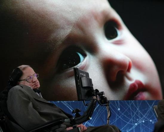 霍金:我真的害怕人工智能取代人类,成为新物种