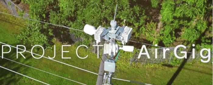 用电线来传网络信号的黑科技?AirGig究竟是什么的照片 - 2