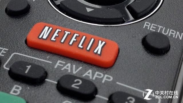 一键启动视频!Netflix与电视厂商合作