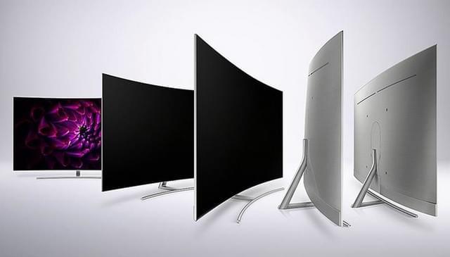 光质量子点旗舰 三星QA65Q8CAM电视促28399!