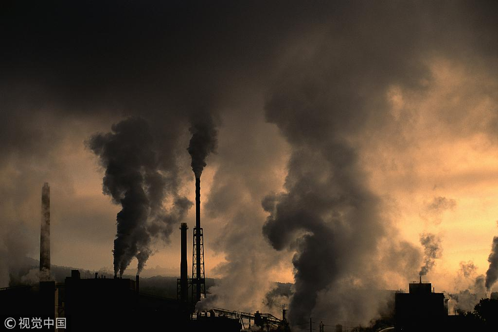 还有12年?全球气温在2030年将达不可逆的临界点