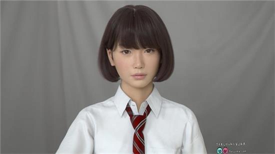 日本CG高中女生纱耶再曝美照的照片 - 8