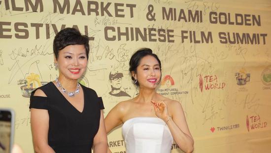 第八届迈阿密美洲电影节朱茵获影后2.jpg