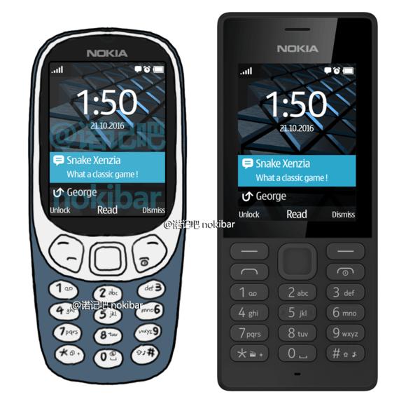 诺基亚3310复刻版长这样:售价399元的照片 - 1
