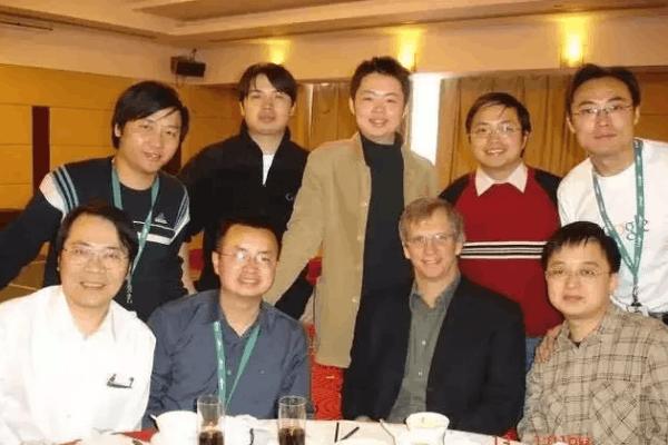 十年时光 离开的谷歌给中国互联网界留下了这些人的照片 - 13