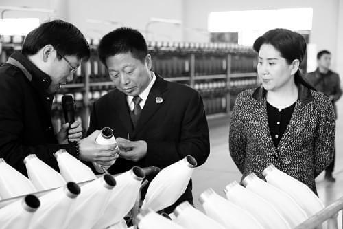 """河南淮滨:打造""""1+1+1""""护航企业发展新模式"""