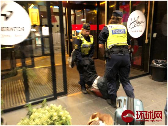 中国游客被瑞典警方扔坟场 外交部提出严正交涉