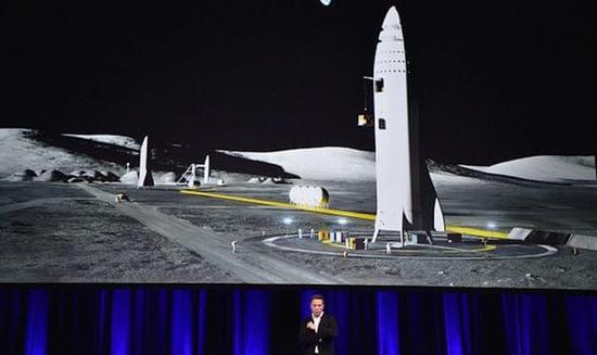SpaceX猎鹰重型火箭下月首飞,乘客是一辆特斯拉跑车