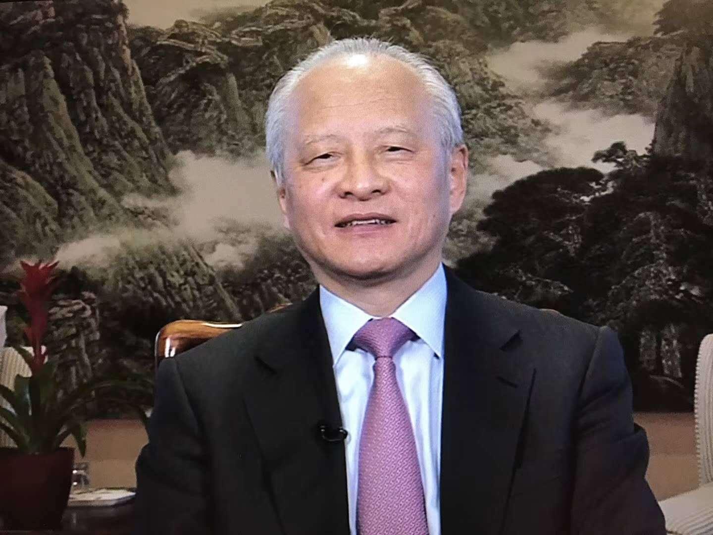 中国驻美大使馆:若美执意打贸易战 中国奉陪到底