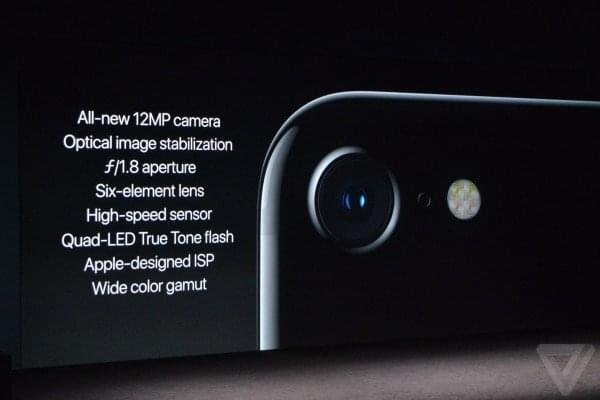 苹果iPhone 7/7 Plus发布:32/128/256GB起售价649美元的照片 - 6