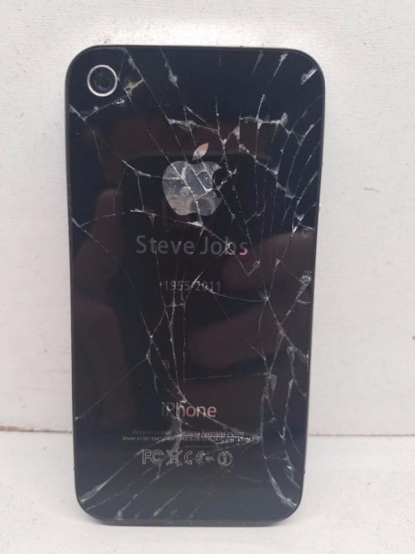 这台破损的iPhone 4s售价高达102.8万的照片 - 3