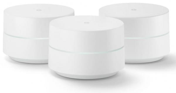 售价888元 别墅级智能路由器Google WiFi正式上市的照片 - 2