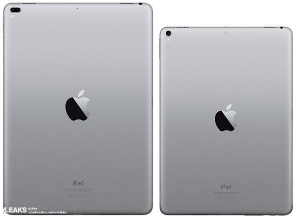 设计大改变 新版iPad Pro 12.9/10.5平板电脑曝光