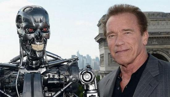 《终结者》液态金属机器人走近现实