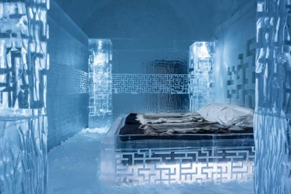全年开放的瑞典冰酒店Icehotel 365即将开业的照片 - 10