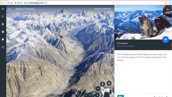 全新Google Earth发布 本周登陆移动/桌面平台的照片 - 1