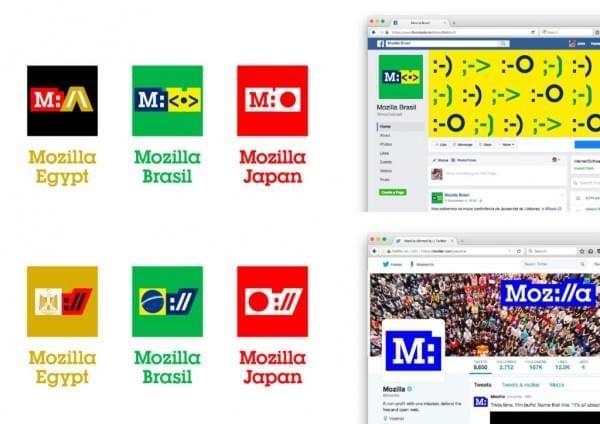 Mozilla邀请公众重新设计logo 方案缩小至4个的照片 - 8