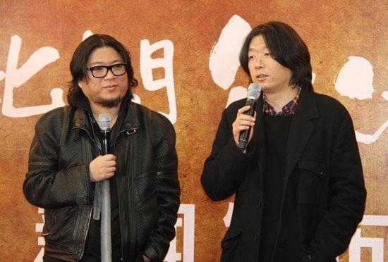 高晓松升任阿里娱乐战略委员会主席 宋柯接手阿里音乐的照片