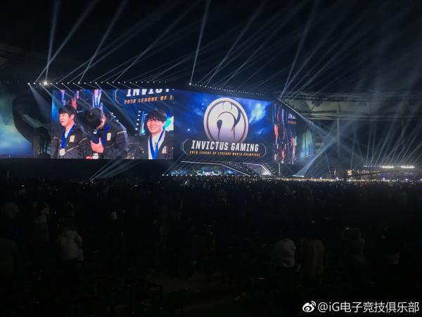 iG夺冠刷屏奖金人均百万 中国电竞逐渐站上制高点