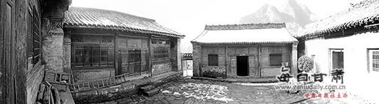 【西部地理】徽县尹家老宅:稻坪村清代古建的流风遗韵