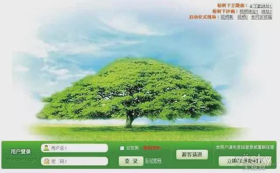 """""""榕树下""""如何开启一个网文时代又如何走向没落"""