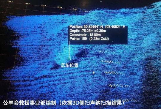重庆坠江公交救捞作业今天开始 沉车起吊工作展开