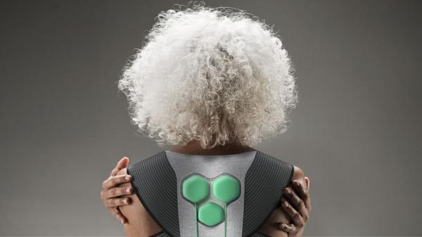 李嘉诚投资美机器外骨骼公司 可穿在身上的照片