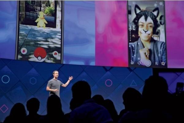 FB谷歌为何都热衷于AR?AR将变成什么样?