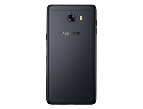 """""""墨玉黑""""版Galaxy C9 Pro渲染图曝光的照片 - 4"""