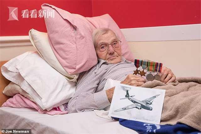 95岁二战老兵被政府要求卖房付医疗费:你活太久了