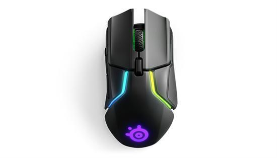 赛睿发布Rival 710有线鼠标:带OLED显示屏