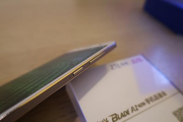 中兴Blade A2 Plus发布: 配5000mAh电池的千元机的照片 - 4