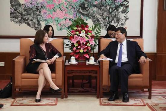 发改委:中美双方同意进一步加强反垄断领域合作