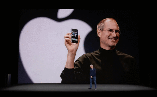 库克开场致敬乔布斯:他的精神和人生哲学永存苹果