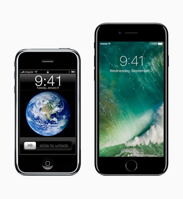 苹果发文纪念iPhone问世10周年 库克:最好的尚未到来的照片 - 2