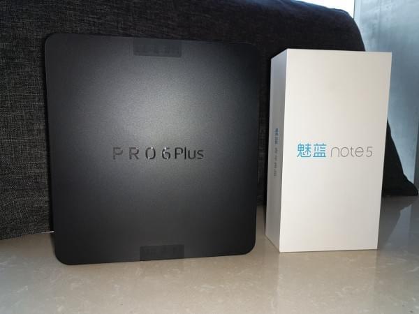 香槟金 PRO 6 Plus (顶配版) 与 魅蓝 Note 5 上手图赏的照片 - 1