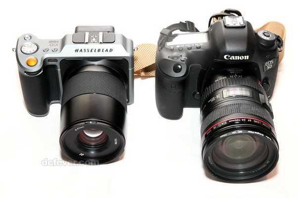 数码相机迈向中画幅会成为大势所趋吗?的照片 - 2