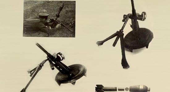 俄罗斯一款绝密武器曝光:无声无火焰迫击炮