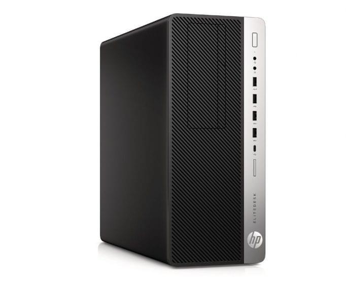 惠普推出EliteDesk和EliteOne系列新产品