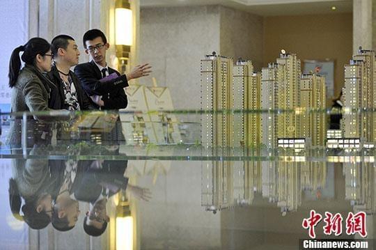 楼市:单周成交量小幅上涨 中国28城楼市现回暖?