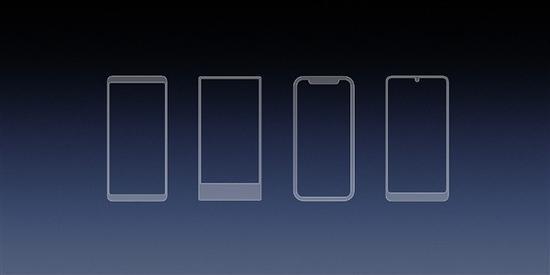对于全面屏手机的未来 三星还偷偷留有一手