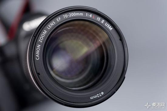 佳能70-200/4L IS II镜头评测:12年终迎来升级的佳能白炮